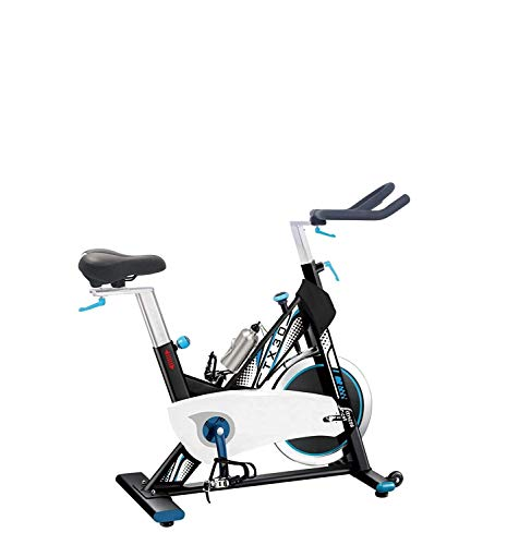 Monex Sports Spin Bike MS 0451 | Spine Fitness Equipment| Exercise Cycle for Indoor Home Gym| Exercise Bike| Gym Bike| Trainer Fitness Spine Exercise Equipment| Commercial Gym Bike (Imported)