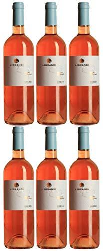 Librandi Vino Cir Rosato DOC - 2019 - 6 Bottiglie da 750 ml