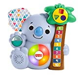 Fisher-Price Linkimals Counting Koala, musical learning toy for babies and toddlers (Accessory)