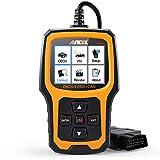 ANCEL AD410 Enhanced OBD II Vehicle Code Reader Automotive OBD2 Scanner Auto Check Engine Light Scan Tool Emission Analyzer