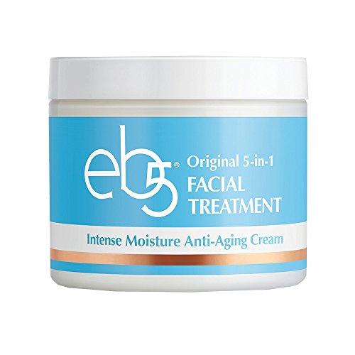 eb5 Intense Moisture Anti-Aging Face Cream   Tone & Tighten Skin with Retinol, Fade Fine Lines (4 oz)
