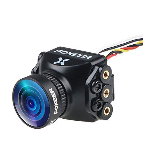 FPV Camera Foxeer Razer Mini Cam 1200TVL 2.1mm Lens 4:3 FOV 125 Degree PAL NTSC Switchable for...
