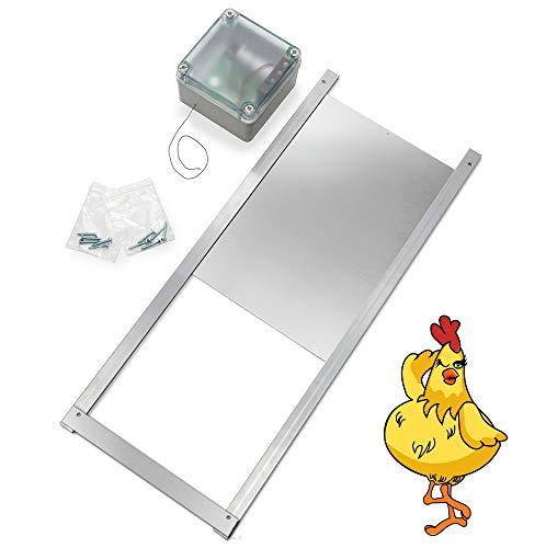 Happy Henhouse Automatic Chicken Coop Door Opener...