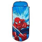 Marvel Spider-Man - Lit junior ReadyBed - lit d'appoint pour enfants avec couette intégrée,...