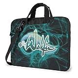 14 Pulgadas Wakfu Laptop Bag Hombro Messenger BagLaptop Bag Satchel Tablet Bussiness Que Lleva el Bolso