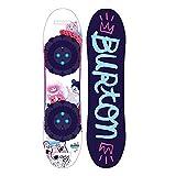 BURTON Chicklet Girls Snowboard Sz 110cm