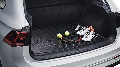 Volkswagen Tappetino in Gomma per vano Bagagli Originale VW per Tiguan 2016