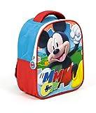 Superdiver Zaino per bambini Topolino Disney Mickey Mouse...