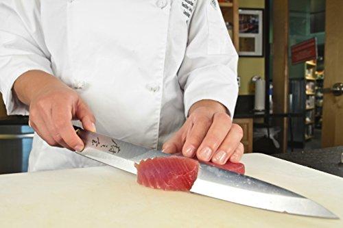 Product Image 5: Mercer Culinary Asian Collection Yanagi Sashimi Knife, 12-Inch