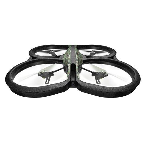 Parrot AR.Drone 2.0 Drone Elite Edition Jungle Auto Stabile Hovering Quadrirotore 30fpsHD Fotocamera Giungla Stile PF721932T [Nazionale Genuine]