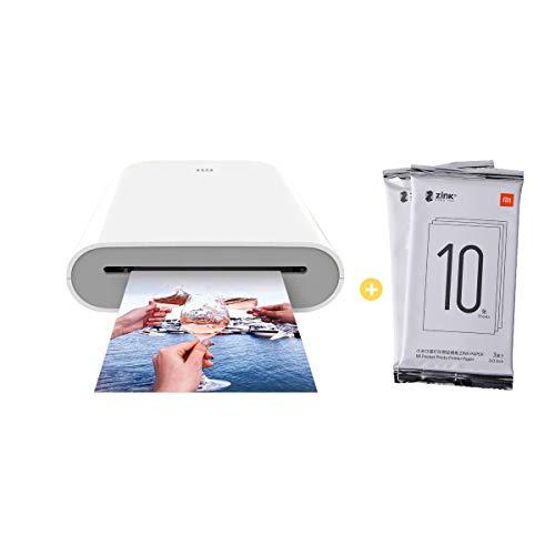 per Xiaomi Stampante Portatile, AR video Printing,...