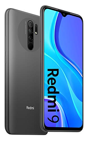 Xiaomi Redmi 9 - Smartphone 3GB 32GB, Pantalla FHD+ de 6.53', AI...
