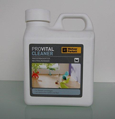 Weiter Parkett Detergente neutro ProVital Cleaner per Parquet oliati 1 litro