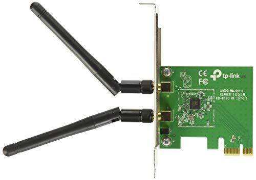 TP-Link N300 PCIe WiFi Card...