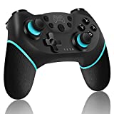 ASTARRY Wireless Pro Controller Compatible with Nintendo Switch (Blue)