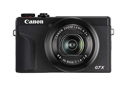 Canon Italia Canon PowerShot G7 X Mark III (20,1 MP, LCD inclinabile 7,5 cm)