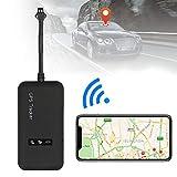 Tracer GPS pour véhicule, Mini Dispositif de Localisation et de Suivi en...