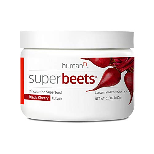 HumanN SuperBeets Circulation Superfood Concentrated Beet...
