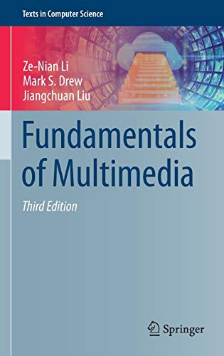 Fundamentals of Multimedia, 3rd Edition Front Cover