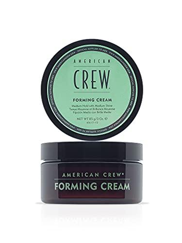 American Crew Forming Cream, 3 oz, Pliable Hold with Medium Shine