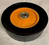 Mclane Reel Mower Original OEM Rear Wheel Complete Part# 1078-S Made in U.S.A.
