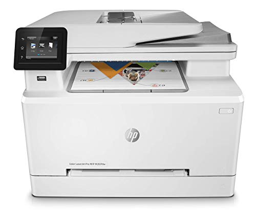 HP Color LaserJet Pro M283fdw...