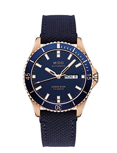Mido Automatik-Armbanduhr für Herren Ocean Star M026.430.36.041.00