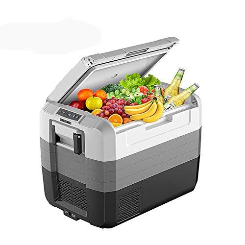 Mini Frigorifero Per Auto,Elettrico Frigo,LCD,Compressore Refrigerazione, Congelamento -20...