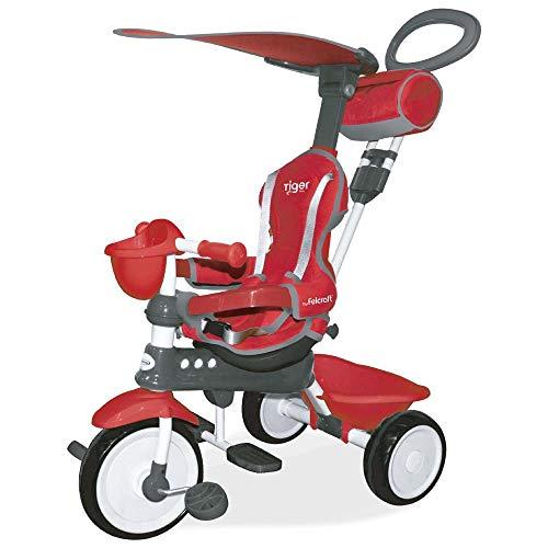 Triciclo Comfort Ride Top 3 x 1 Xalingo Vermelho