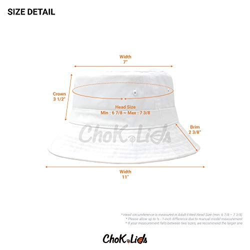 CHOK.LIDS Trump 2020 Bucket Hat Keep America Great Campaign Embroidered US Hat Rally Campaign BH101