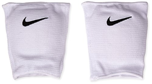 Nike Essentials Volleyball Knee Pad, White, X-Large/XX-Large
