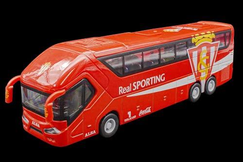 Eleven Force Autobús Real Sporting de Gijón 2ª Edición, Multicolor (12357)