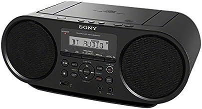 Sony Portable Bluetooth Digital Turner AM/FM CD Player Mega Bass Reflex Stereo Sound System