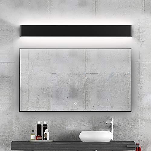 Ralbay Modern Black Bathroom Vanity Light 32.6inch Vanity Light for Bathroom 30W Up and Down Indoor Wall Lighting...