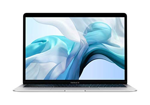 Nouvel Apple MacBook Air (13 pouces, Intel Core I5 Bicœur à 1,6 GHz, 8 Go RAM, 256 Go) - Argent
