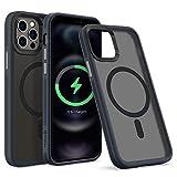 CYRILL by Spigen | シリル 半透明 Magsafe iPhone 12 / iPhone 12 Pro 用 ケース 磁石 超 米……