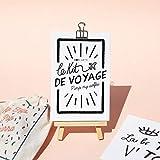 Kit Cartes Voyages (en français) • Pour agrémenter vos photos de voyage...