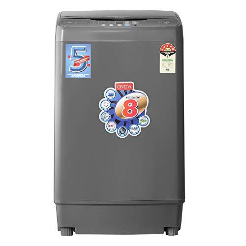 Onida 7 Kg 5 Star Fully-Automatic Top Loading Washing Machine (T70FGD,...