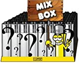 CLIPPER Feuerzeuge Collectors Mix Box - 10 Stück - Unsere Clipper-Wundertüte
