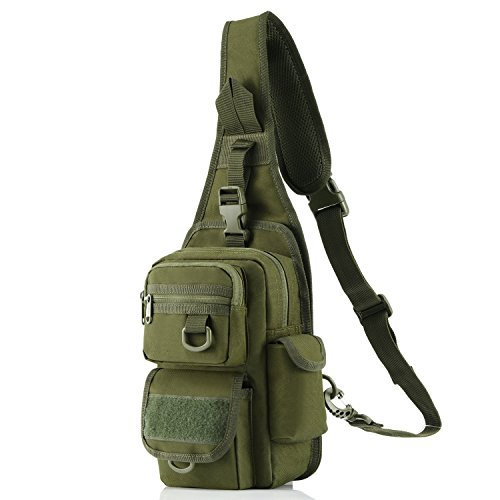 416btlytufL - The 7 Best Tactical Shoulder Military Backpacks for Serious Adventurers