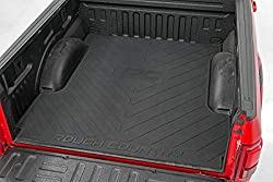 3. Rough Country Rubber Bed Mat (fits) 2003-2018 RAM Truck