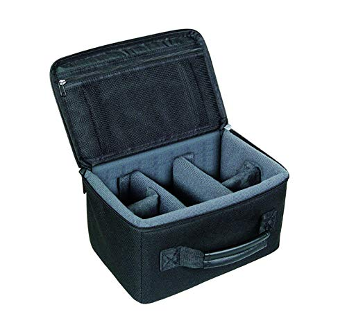 VANGUARD インナーボックス DIVIDERシリーズ 3.8L ブラック DIVIDER BAG 27