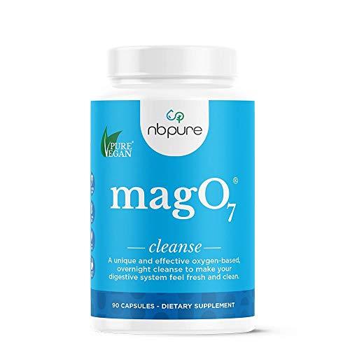 Aerobic Life | Mag 07 | Sauerstoffreinigung für das Verdauungsystem | 90 vegane Kapseln | glutenfrei