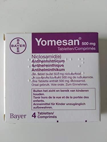 Yomesan, 4 St. Kautabletten