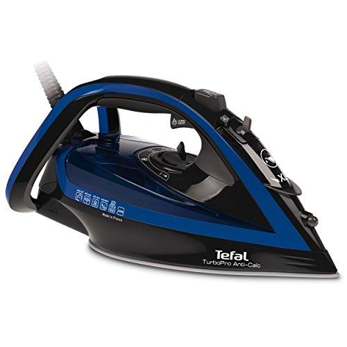 Tefal FV 5648 Ferro da stiro a vapore Aqua Speed, 2400;Watt, 40 Min di vapore, Auto Clean Piastra,...
