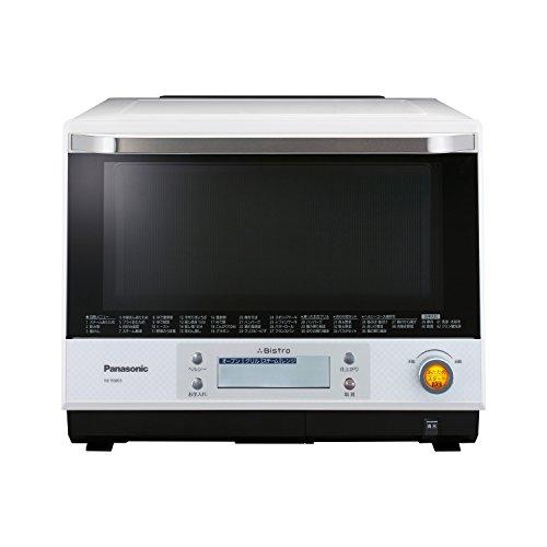 パナソニック ビストロ スチームオーブンレンジ 30L ホワイト NE-BS803-W