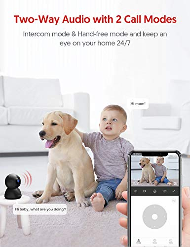 Victure-1080P-FHD-24G-WiFi-Baby-Monitor-with-Motion-Tracking-Sound-Detection-Security-Indoor-Camera-for-BabyPetElder-with-2-Way-Audio-Auto-Night-Vision