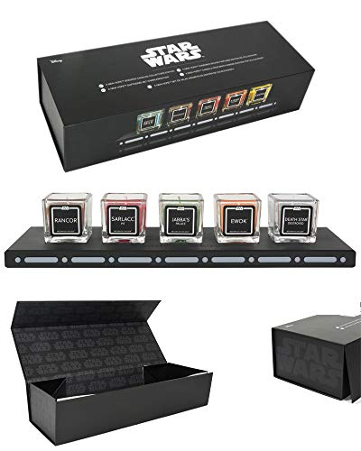 Numskull Star Wars Scented Candle Set Return of The Jedi Collectors Edition
