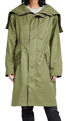 416rrq g1VL Shell: 50% cotton/40% polyester/10% nylon Fabric: Mid-weight, non-stretch weave Dry clean