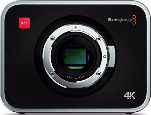 Blackmagic Design シネマカメラ プロダクションカメラ 4K EFマウント 4K対応 5インチタッチスクリーン ブラック 001945